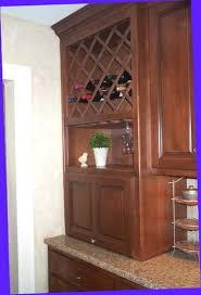 Kitchen Cabinet Wine Rack Ideas Kitchen Cabinet Wine Rack Inserts Gallery And For Cabinets
