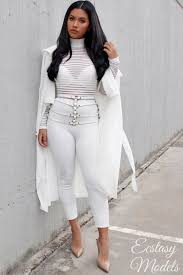 all white jumpsuit the wardrobe and the all white jumpsuits fashionarrow com