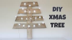 wooden christmas tree diy wooden christmas tree