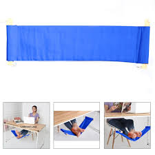 Desk Hammock Diy by Pellor Portable Mini Office Foot Rest Stand Adjustable Desk Feet