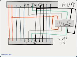 usb plug wire diagram usb wiring diagrams