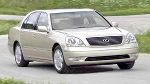 lexus sedan 2000 lexus ls 430 ucf30 u00272000 u201303 youtube