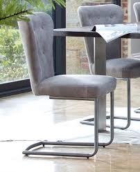 Grey Dining Chairs Metro Oak Metro Oscar Dining Chair In Grey Dining Chairs