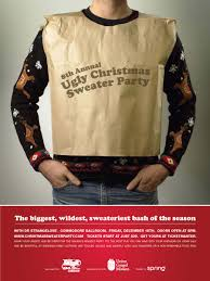 the original ugly christmas sweater party vancouver canada