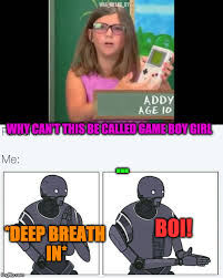 Boy Girl Memes - boi imgflip