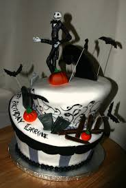 Halloween Birthday Cakes Pictures by Jack Skellington Pictures Jack Skellington Cake By Meaikoh On