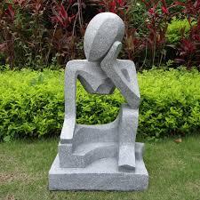 well suited ideas large garden statues beautiful modern garden