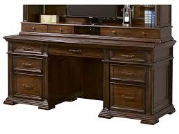 credenza computer desk aspenhome grand classic 74