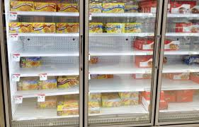 Target Kitchen Shelves by Expect More Empty Shelves Frustrate Target Customers Execs