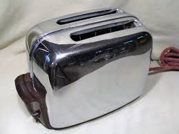 1950s Toaster Reviewed Vintage Toastmaster Model 1b14 Toaster Kitchenmade Usa