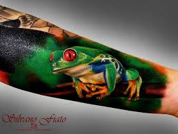 46 unique frog tattoos designs and pictures