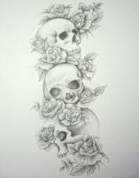 3d tattoo skull sleeve tattoos consider skull tattoos design for