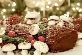 cuisine noel epicurus com recipes bûche de nöel log cake