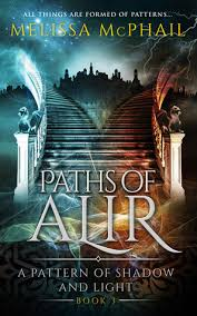 a pattern of shadow and light paths of alir by melissa mcphail
