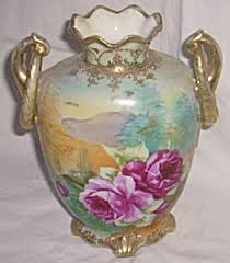 Nippon Vase Price Guide Nippon Porcelain And Pottery Tias Com