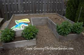 raised vegetable garden box plans the garden inspirations