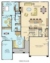 great room house plans one story favorite one story and 2 br in suite 5020 charleston