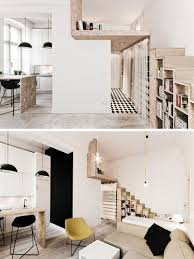loft apartment design lofty vision clever tiny apartment design is high on style
