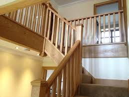 Spindle Staircase Ideas Wood Spindles For Stairs Shellecaldwell