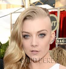 Natalie Dormer Shaved Natalie Dormer Shaves Off The Competition U2014 And Her Hair At The