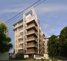 apartment architecture design at mysore karnataka architects