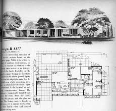 Small House Plans 1959 Home by 145 Best Mid Century Atrium Courtyard House Images On Pinterest