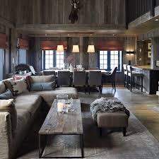 Rustic Home Interior by Best 25 Chalet Interior Ideas On Pinterest Ski Chalet Decor