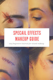 special effects makeup for beginners 119 best fx makeup special effects images on