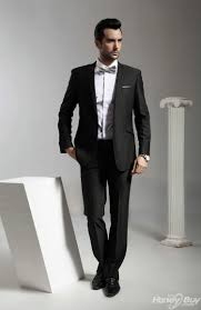 wedding groom formal peak lapel one button tailored black groom suits 2013 for wedding 1 14754222527432919 jpg