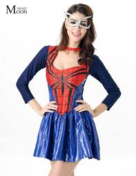 ladies spider halloween costume compare prices on spider woman cosplay online shopping buy low