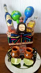 Tequila Gift Basket Cinco De Mayo Mexican Inspired Wedding Ideas Btm Destination