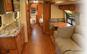 Motorhome Custom Interiors Phoenix Cruiser Affordable Luxury Class B Motorhome