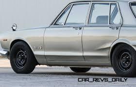 Gtr 2000 1970 Nissan Skyline 2000 Gt R Hakosuka Sedan 3