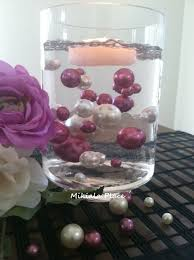 pearl vase fillers ivory orchid jumbo floating pearls for vase fillers wedding