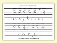 awesome collection of handwriting ks2 worksheets for your free