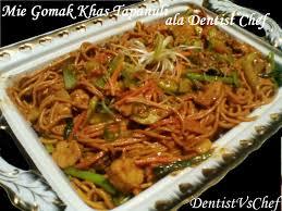 membuat mie gomak goreng resep mie gomak khas tapanuli ala indonesian recipes rice pasta