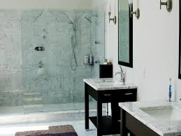 Pictures Of Contemporary Bathrooms - stylish bathroom updates hgtv