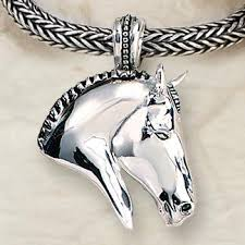 horse necklace pendants images Horse collection ashley 39 s equestrian jewelry jpg