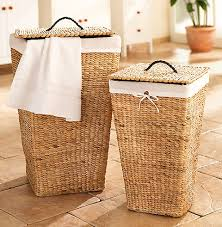 Baskets Bathroom Laundry Basket In The Bathroom Ideas For Home Garden Bedroom