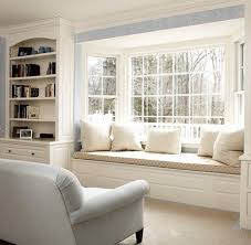 Window Seat Bookshelves The 25 Best Bay Window Bedroom Ideas On Pinterest Bay Window