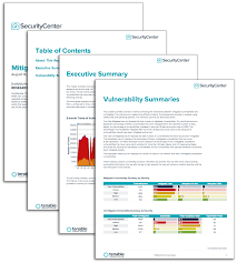 summary report template mitigation summary report sc report template tenable managing risk can seem to be an overwhelming task even more so when security managers don t have metrics to show progress securitycenter continuous view