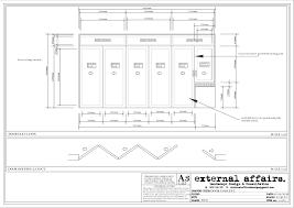 extraordinary folding door elevation dwg ideas best inspiration