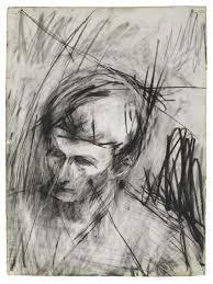 frank auerbach a kick up the arts