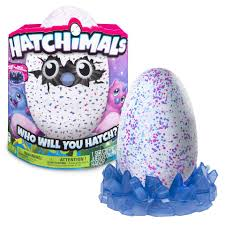 hatchimals owlicorn pink blue egg one of two magical creatures