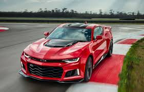 sixth camaro chevrolet camaro zl1 a powerful sixth generation