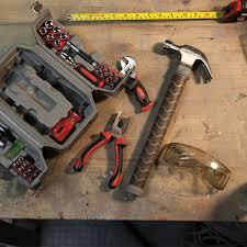 marvel thor hammer tool set thinkgeek