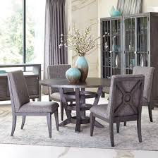 Klaussner Dining Room Furniture Hello I M Dining Room Table And Four Upholstered Chairs Set