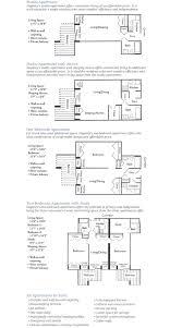 floor plans wesley enhanced living