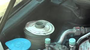 power steering fluid honda civic honda civic how to refill power steering fluid