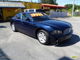 midnight blue dodge charger 2006 dodge charger se in midnight blue pearl 314435 jax sports